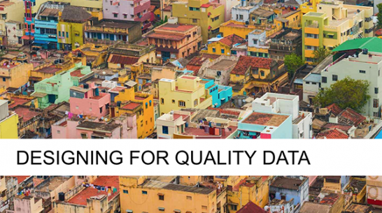 Survey Design for Quality Data – Part 1
