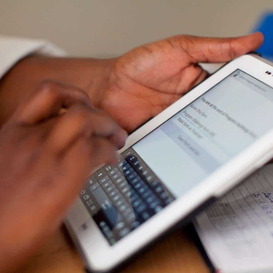 Using data to improve the lives of women and girls