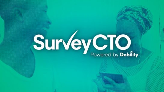 Press release: Dobility launches free Community edition of SurveyCTO
