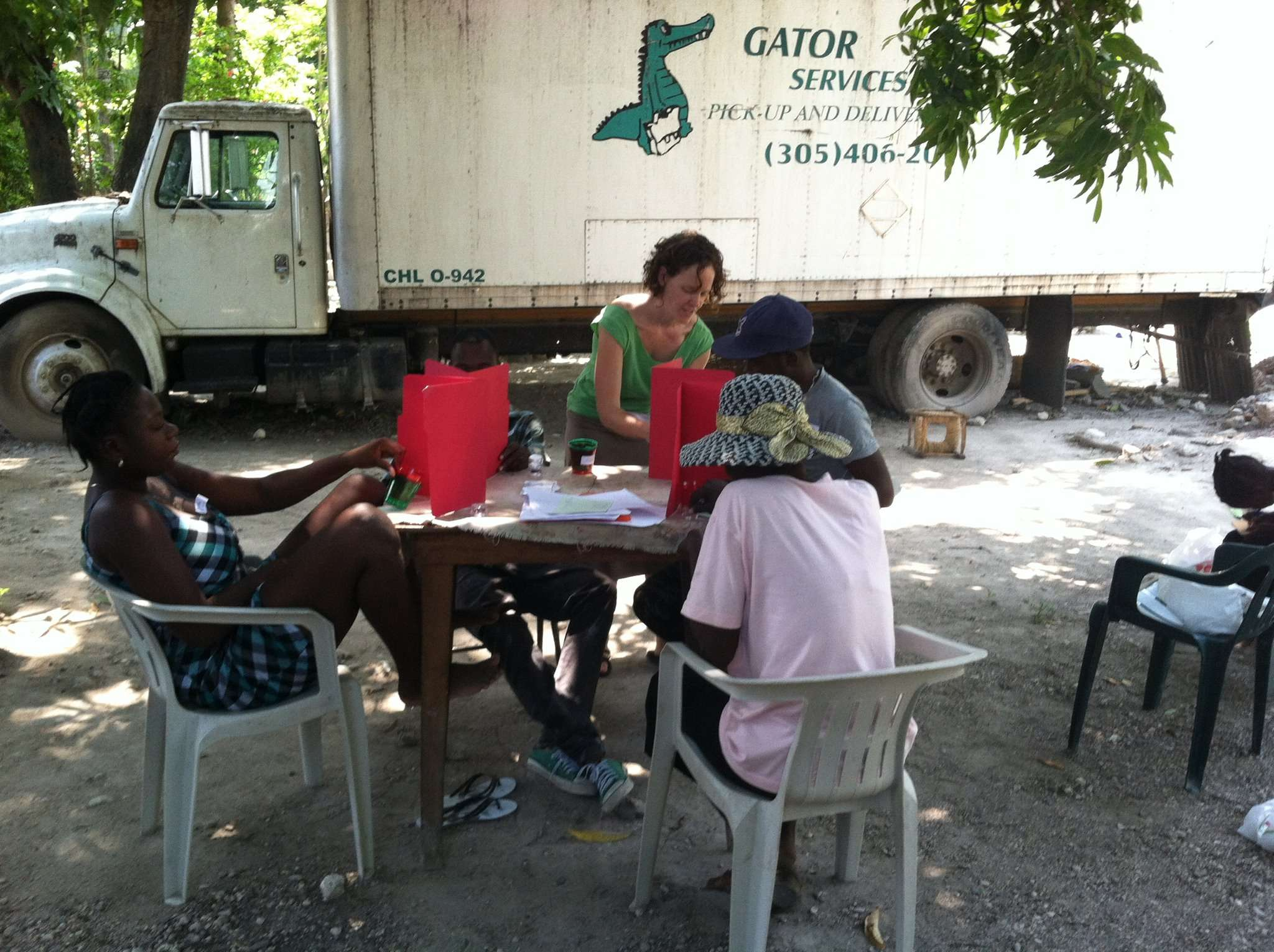 You are currently viewing Running lab-in-the-field experiments in Haiti