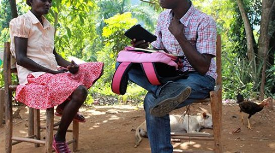 Photos from the Field: Ministry of Agriculture and IDB in Haiti