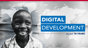 Will we see you at the Digital Development Conference in Washington DC?