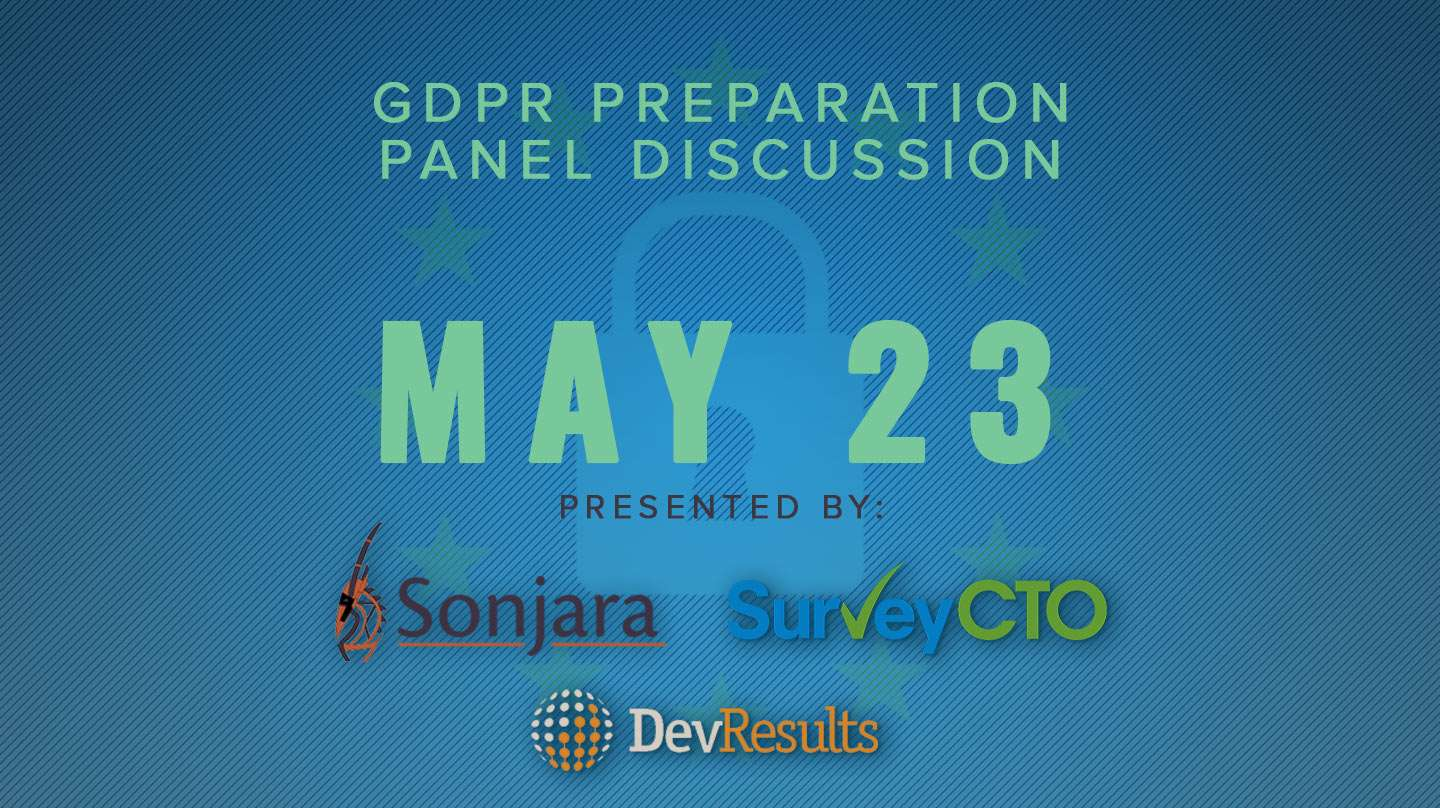 GDPR is here. And you need to be ready.