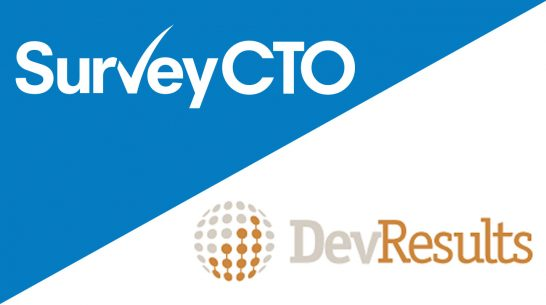 Deploy powerful data visualizations and M&E tools with the new SurveyCTO-DevResults integration