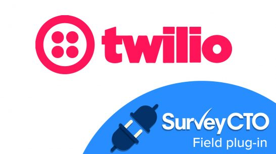 Be the first to pilot Twilio-powered phone surveys!