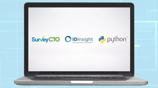 Python & SurveyCTO: We bring you pysurveycto