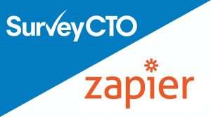 Read more about the article Streamline your survey management with automated SurveyCTO integrations via Zapier (live event)