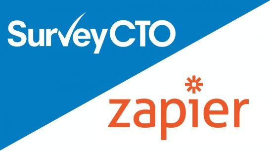 Streamline your survey management with automated SurveyCTO integrations via Zapier (live event)